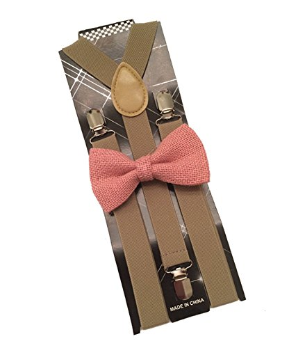 Hemp-Bow-ties-and-light-brown-suspenders-Combo-Mens
