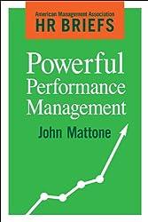 Powerful Performance Management (American Management Association - HR Briefs)
