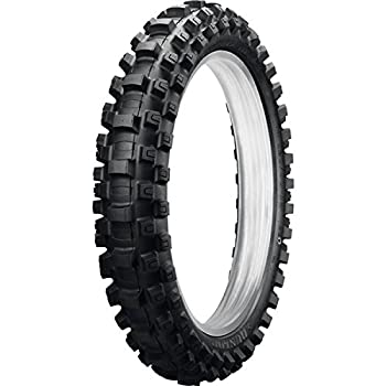 Dunlop Geomax MX32 Soft/Intermediate Rear Tire - 90/100-14, Position: Rear, Rim Size: 14, Tire Application: Soft, Tire Size: 90/100-14, Tire Type: Offroad, Load Rating: 49, Speed Rating: M 32MX-61