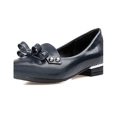 shangy idamen Chaussures–Ballerines–Bureau/robe/Lässig–en cuir synthétique–faible Paragraphe–Chaussures à bout point
