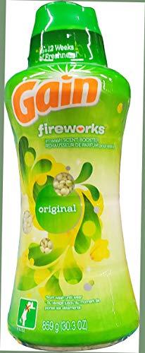 Gain Gain Fireworks In Wash Scent Booster (30.3 Oz), 30.3 oz