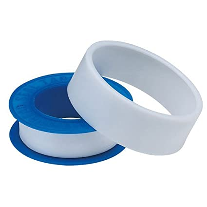 Sirius Gas Fitters PTFE Tape White 12mm 5m