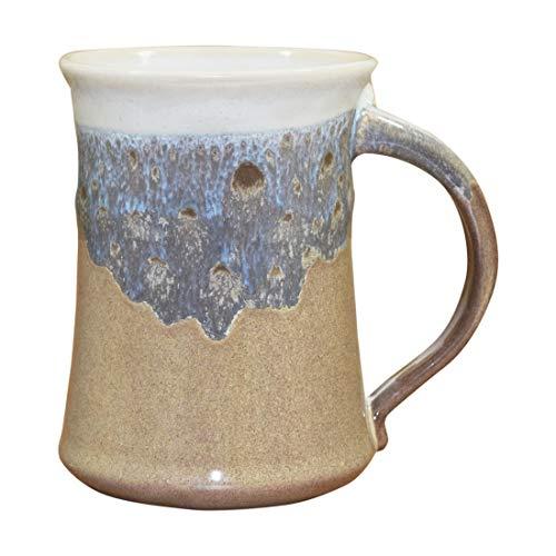 Clay in Motion Handmade Ceramic Large Mug 20oz - Desert ()