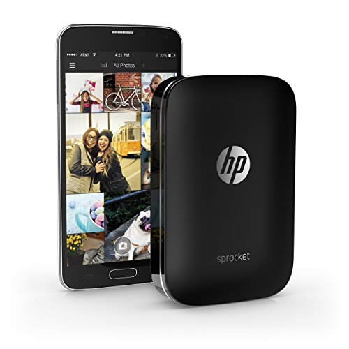 HP-Sprocket-Portable-Photo-Printer-black-with-ZINK-Sticky-Backed-Photo-Paper