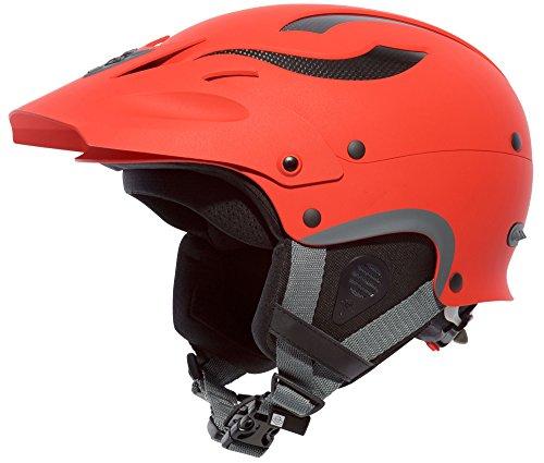 Whitewater Kayak Helmet - Sweet Protection Rocker HC Helmet-CodyOrang-M/L