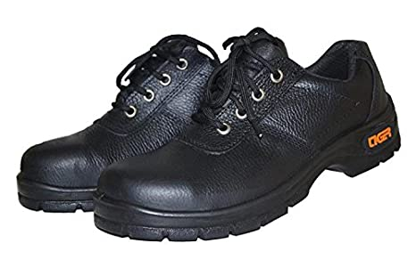buy popular amazing price best authentic Tiger Black Safety Shoes -8: Amazon.in: Industrial & Scientific