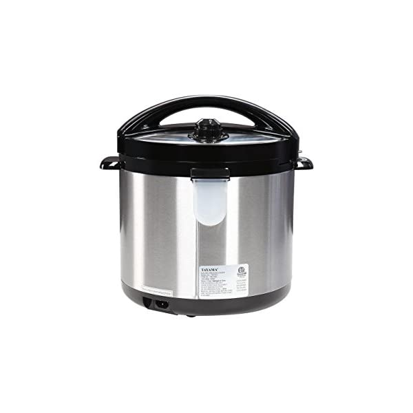 Tayama TMC-60XL 6 Quart 8 in 1 Multi Function Pressure Cooker, 6 Qt, Black 4