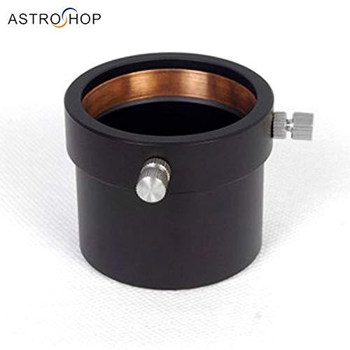 アダプターM480.75 メスねじから2インチねじ 望遠鏡用真鍮クランプリング付き   B07HQFBTM8