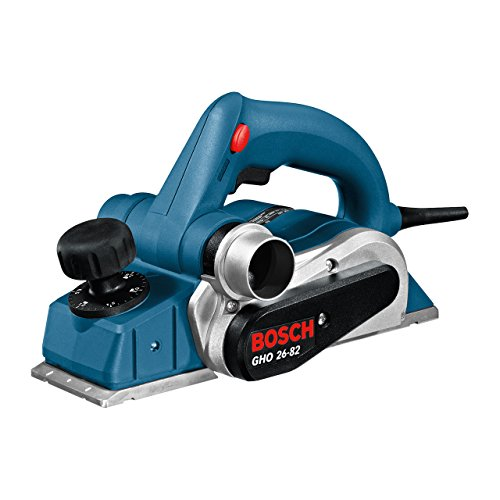 Bosch Professional GHO 26-82 D (110 V) Corded Planer - by Bosch Professional by Bosch Professional