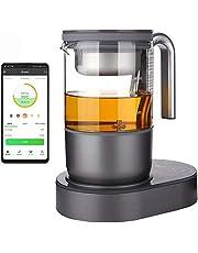 Qi Aerista IoTea Brewer   Award-Winning Smart Tea Brewer   Perfect Tea Maker   9 Auto Brew Programs   App   Teh Tarik   Herbal Tea   Bubble Tea   Milk Tea   Cold Brew   Kickstarter   220V G Plug