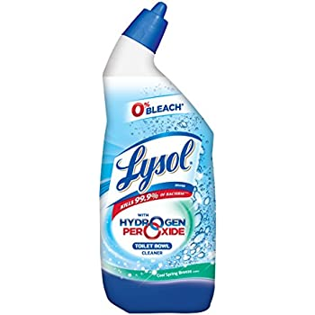 Amazon Com Lysol Bleach Free Hydrogen Peroxide Toilet