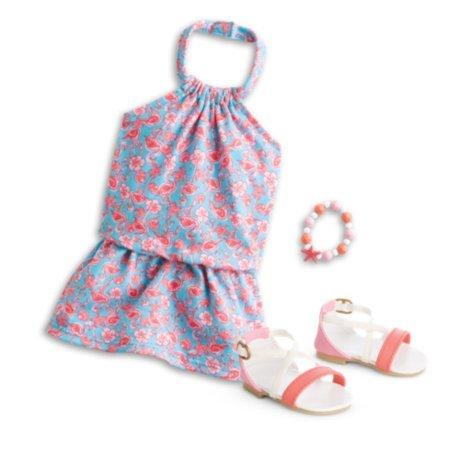 American Girl - for Flamingo Beach Dress for 2015 - Dolls - Truly Me 2015 B00ZGBA63E, 長野原町:843739ce --- arvoreazul.com.br