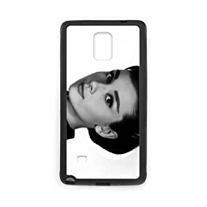 Audrey Hepburn Samsung Galaxy Note 4 Cell Phone Case Black Phone cover E1335771