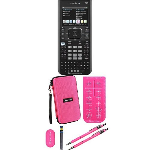 Texas Instruments TI-Nspire CX CAS Graphing Calculator With