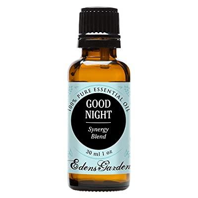 Edens Garden Essential Oils for Sleep Insomnia Restlessness Pure Therapeutic Grade Essential Oil Synergy Blend GC/MS Tested