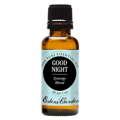 Good Night Synergy Blend Essential Oil by Edens Garden- 30 ml (Comparable to DoTerra's - Eden Store