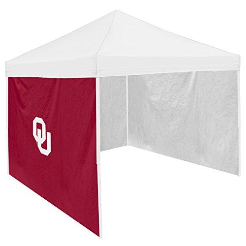 Logo Brands NCAA Oklahoma Sooners Adult Side Panel, Garnet