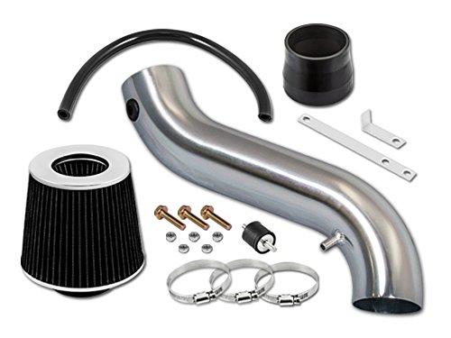 ST Racing Black Short Ram Air Intake Kit + Filter 05-10 for Dodge Charger Magnum 08-10 Challenger SE/SXT Model 3.5L V6 ()