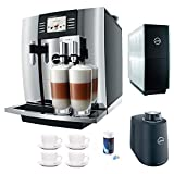 Jura Giga 5 Cappuccino & Latte Macchiato System + Jura Cup Warmer Black Stainless Steel and Jura Cool Control Milk Cooler + Accessory Kit (Silver) Review