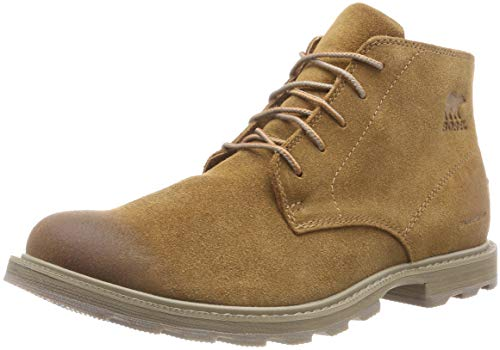 Homme Chukka Waterproof Bottes Sorel Pebble Brown Camel Madson wzqIw4Wx6