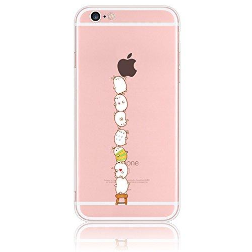 iphone-6-6s-47-inch-casesunroyal-funny-cute-bunny-rabbit-pyramid-assembly-line-ultra-slim-anti-scrat