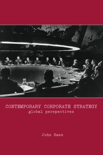 Contemporary Corporate Strategy: Global Perspectives (Routledge Studies in International Business and the World Economy)