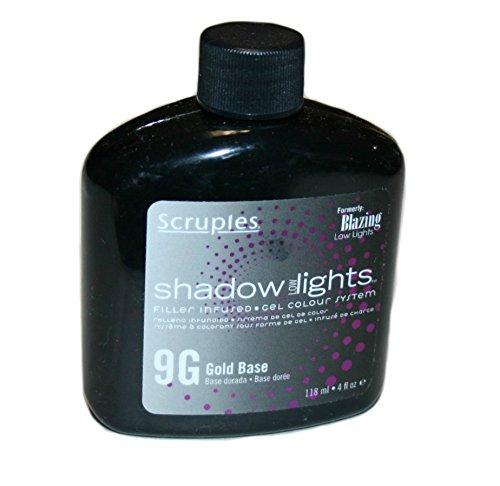 Scruples Shadow Lowlights, Butterscotch Gold Base, 4 - Butterscotch Base