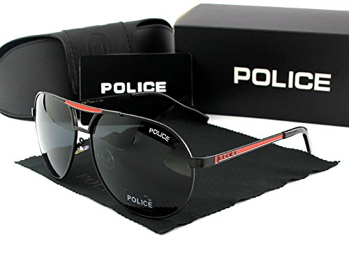 Police Sunglasses Tide Men Polarizing Sunglasses Driver Glasses Anti UV Glasses
