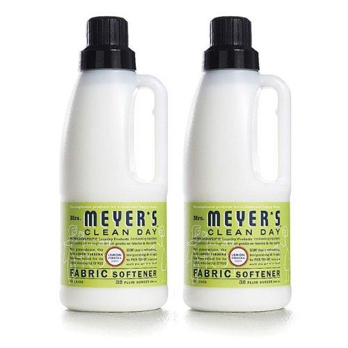 Mrs. Meyer'S Fabric Softener - Lemon Verbena - 32 Oz