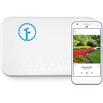 Rachio WiFi Smart Lawn Sprinkler Controller, Works with Alexa, 8-Zone (2nd Generation)