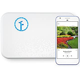 Rachio 8ZULW-B-CAN Smart Sprinkler Controller, 8 Zone 2nd Generation, White (B01D1NMLJU) | Amazon Products