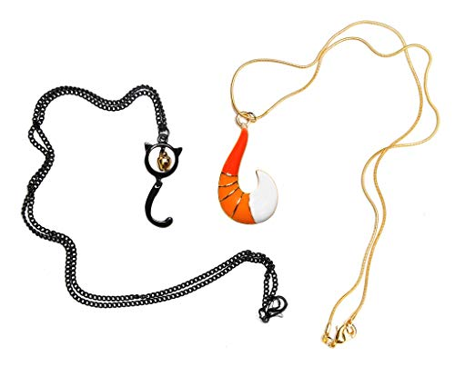 Necklace Pendant for Cat Noir Cosplay Ladybug Cosplay
