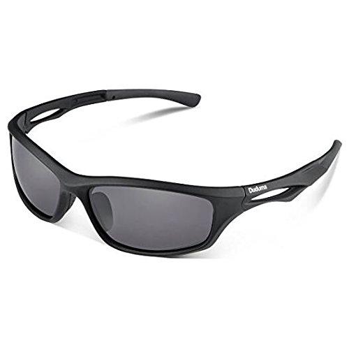Duduma Polarized Sports Sunglasses for Running Cycling Fishing Golf Tr90 Unbreakable Frame from Duduma