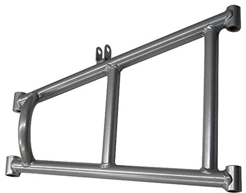 Sports Parts Inc SM-08688 Chrome Moly Lower A-Arm - Silver