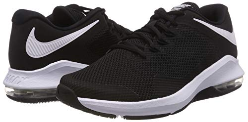 Noir Max Alpha Nike Sneakers black Basses Trainer Air Homme 001 white q75nw70