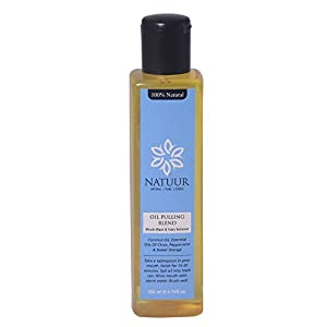 Natuur Mouth Wash and Toxin Remover – 200 ml (Beige)