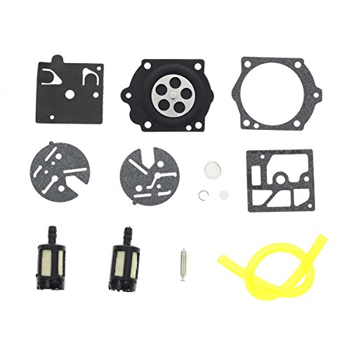 - AUTOKAY Carb Repair Kit For Walbro HDC Homelite EZ & Super EZ Homelite 350 360 150 60