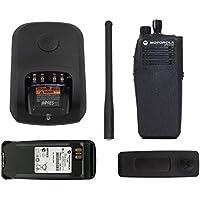 New Motorola XPR6100 VHF Digital MOTOTRBO 136-174 MHz 32 CH 5 Watts Portable Radio AAH55JDT9JA1AN