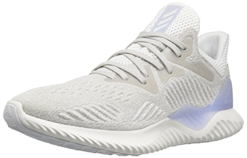 adidas Originals Men's Alphabounce Beyond Running Shoe, Grey/White/Aero Blue