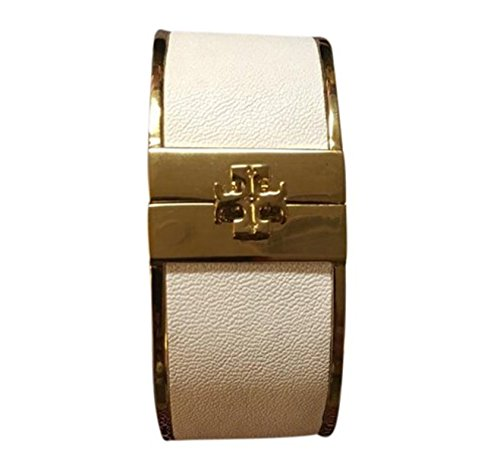 - TORY BURCH SKINNY LEATHER INLAY CUFF