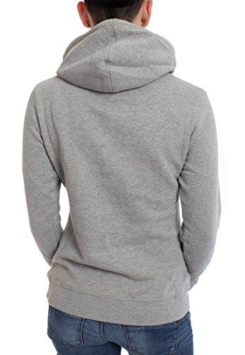 Superdry Sweater Women STACKER MOUNTAIN Grey Marl