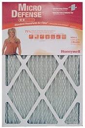 MicroDefense by Honeywell C CF108A1625-2PK//C Honeywell Filter 16 x 25 1 inch 16x25 Merv 8 Microdefense