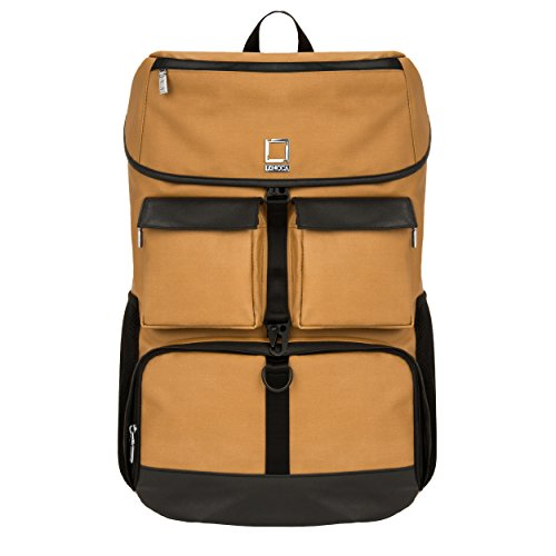 lencca-logan-backpack-for-microsoft-surface-book-135-inch-laptops-sandstorm-brown