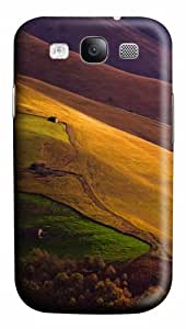 Landscapes nature PC Custom Design Case Cover for Samsung Galaxy S3 / SIII / I9300