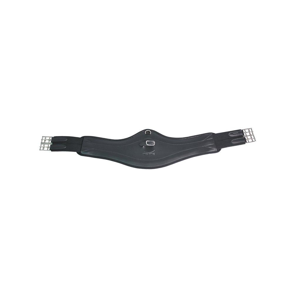 Black  105 Black  105 Tekna Girth V c Elastic sel0901