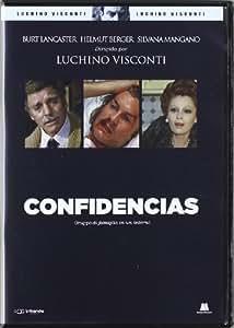 Confidencias [DVD]