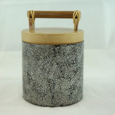 bodhi-tree-collections-bamboo-canister-small-black-white