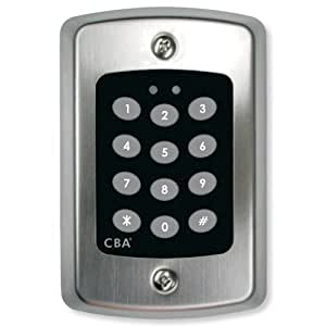 Seco-Larm KD-100Q Dummy Keypad w/ Beep and Flashing Led