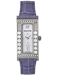 Women's Lovely Crystals Square White Watch
