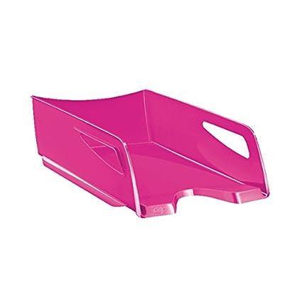 CEP Maxi - Bandeja para cartas (brillante), color rosa ...